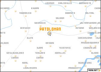 map of Patoloman