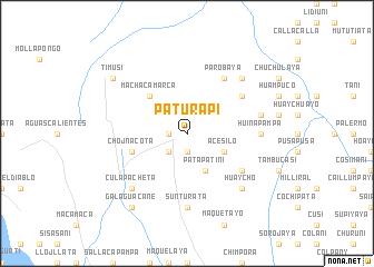 map of Paturapi