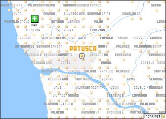 map of Patusca