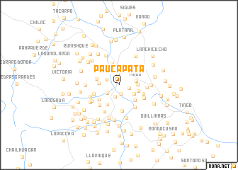 map of Paucapata