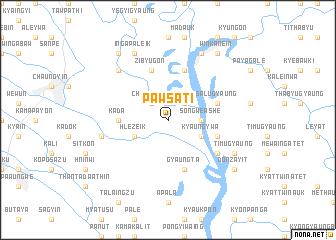 map of Pawsa-ti