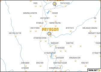 map of Payagon