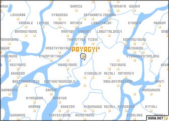 map of Payagyi