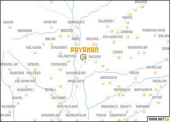 map of Payaman