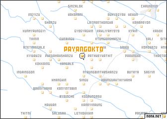 map of Payangokto