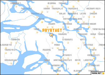 map of Payatwet