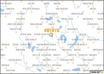 map of Payayo
