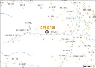 map of Peladhi