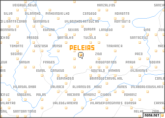 map of Peleias