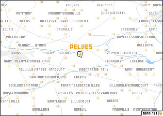 map of Pelves