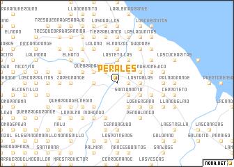 map of Perales
