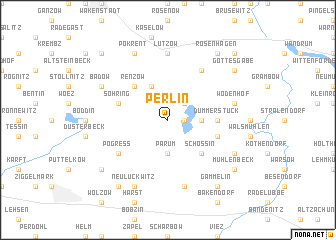 map of Perlin
