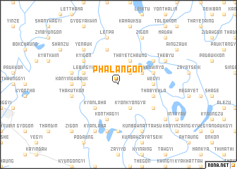 map of Phalangon