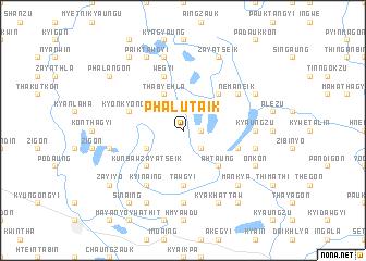 map of Phalutaik