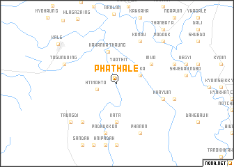 map of Phathalē