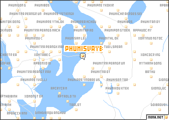 map of Phumĭ Svay (1)