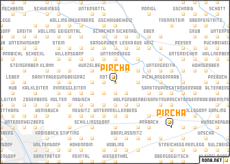 map of Pircha