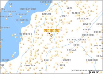 map of Pir Mard
