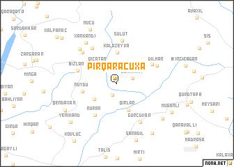 map of Pirqaraçuxa