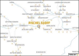 map of Pischelsdorf