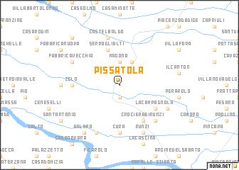 map of Pissatola