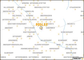 map of Podler