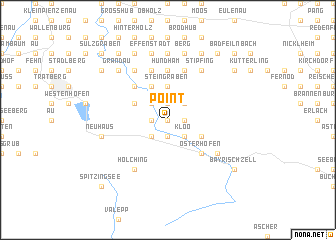 map of Point