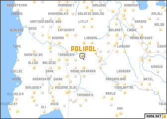 map of Polipol