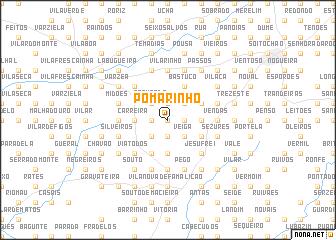 map of Pomarinho