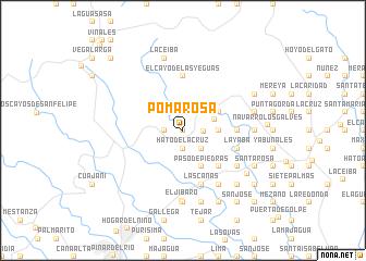 map of Pomarosa