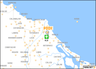 map of Pook