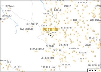 map of (( Potnari ))