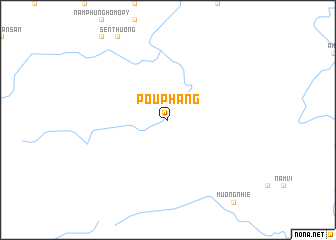 map of Pou Phang