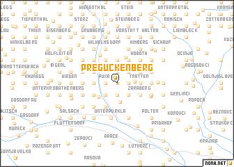 map of Preguckenberg