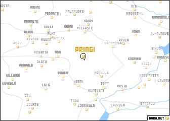 map of Pringi