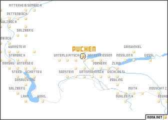 map of Puchen