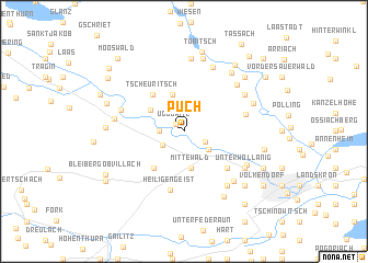 map of Puch