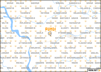 map of Pumdi