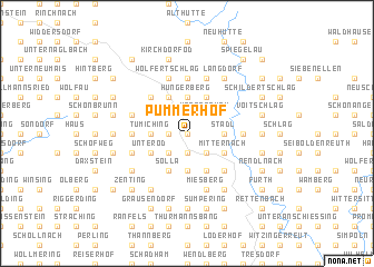 map of Pummerhof