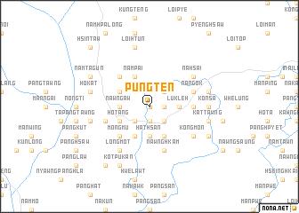 map of Pungten