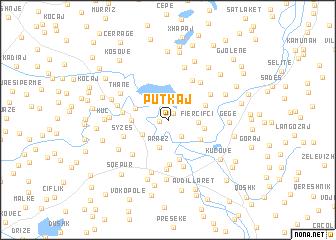 map of Putkaj