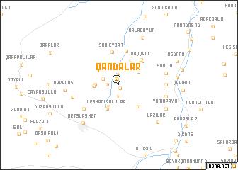 map of Qandalar