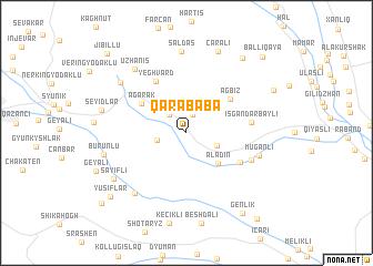 map of Qarababa