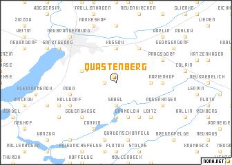 map of Quastenberg