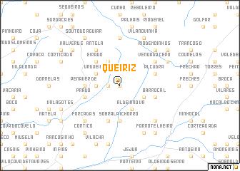 map of Queiriz