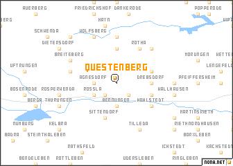 map of Questenberg