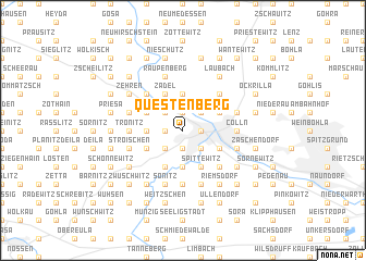 map of Questenberg