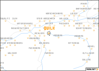 map of Quilk