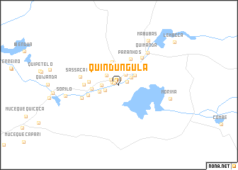 map of Quindungula