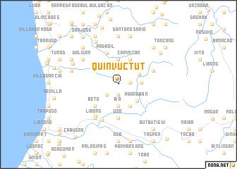 map of Quinvuctut